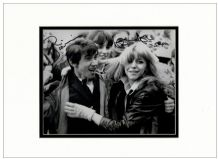 Phil Daniels & Leslie Ash Signed Photo - Quadrophenia